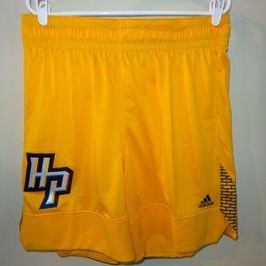 adidas HP Huntington Prep Basketball Shorts